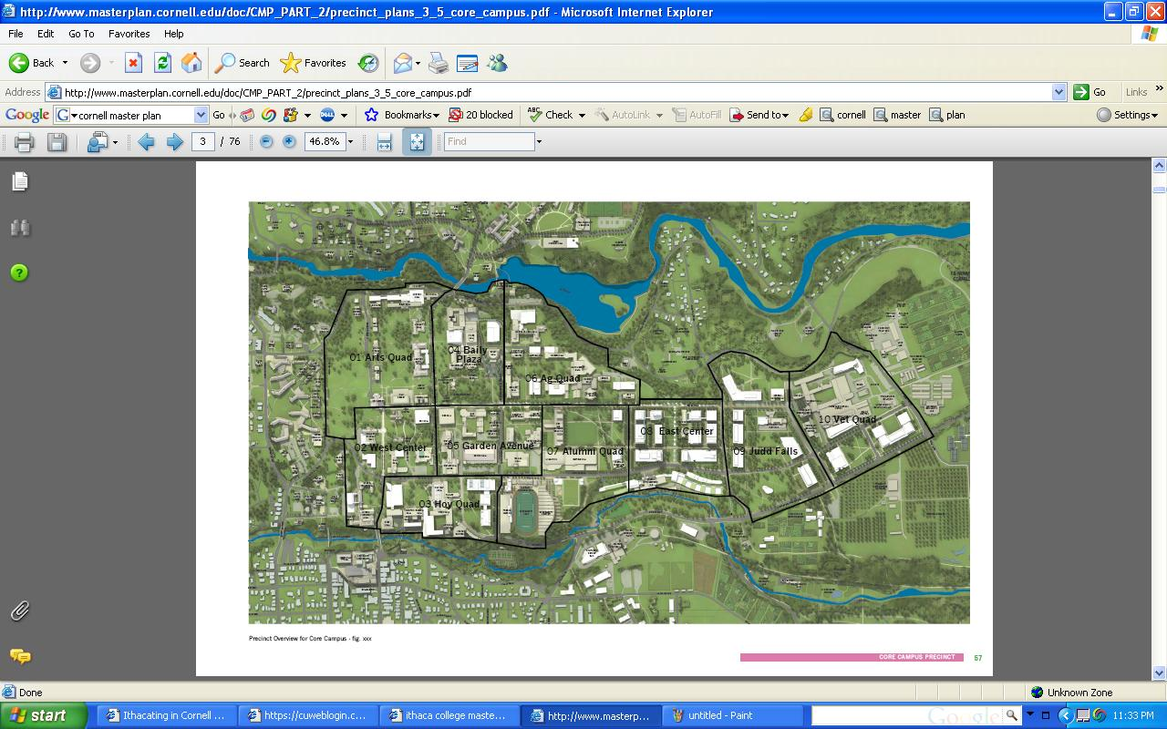 The Cornell Master Plan: Part 1 of 5 | Ithacating in Cornell Heights