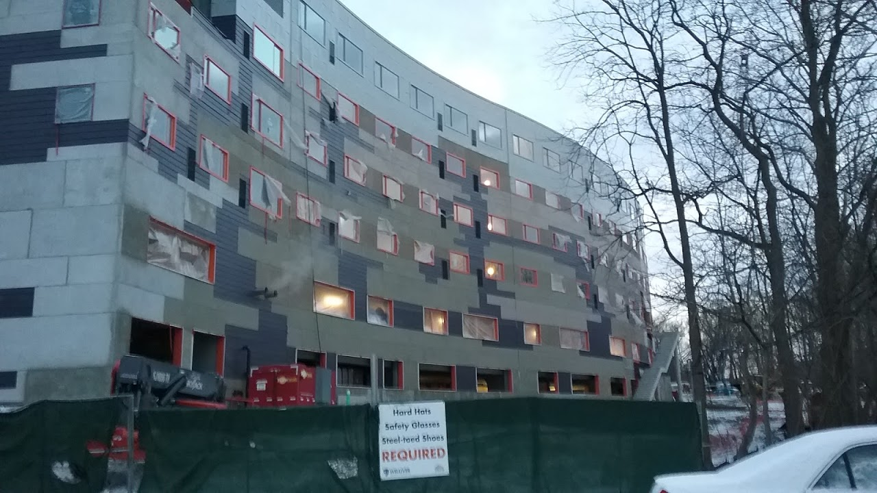 Collegetown Terrace Construction Update, 1/2017   Ithacating