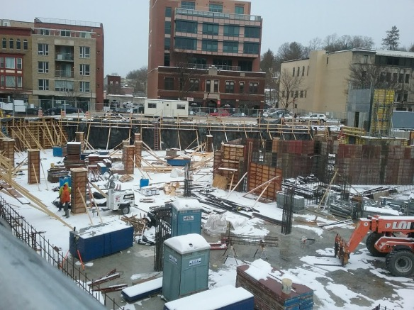 City Centre Construction Update, 12/2017 | Ithacating in