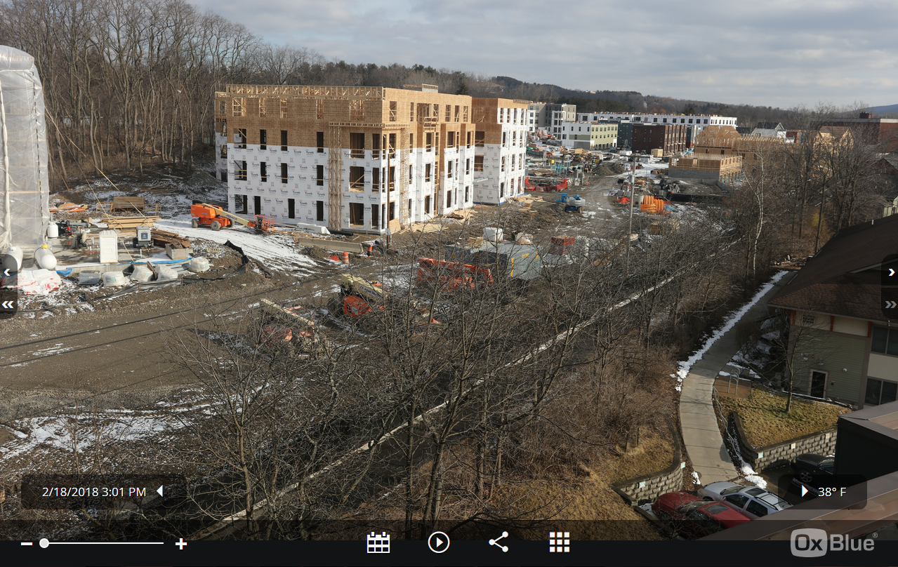 Maplewood Redevelopment Construction Update, 2/2018
