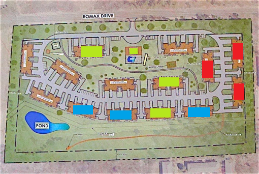 park grove apartments | Ithacating in Cornell Heights